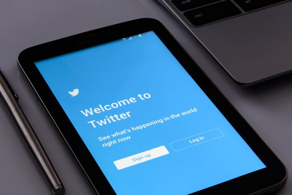 Twitter, Screen, Social, Phone, Cellular Phone
