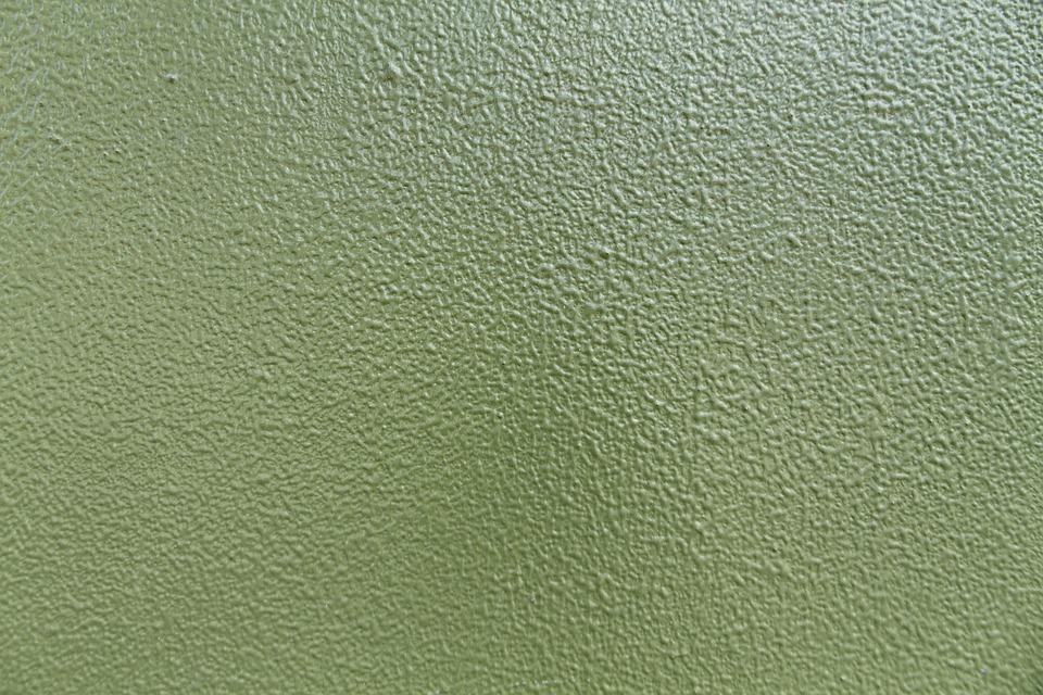 Wall, Mortar, Cement Wall, Green Surface, Surface