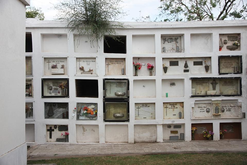 Cemetery, Tomb, Cordoba
