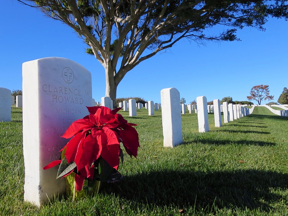 Fort Rosecrans, Military, Memorial Cemetery, Cemetery