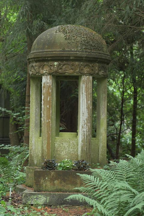 Cemetery, Stone, Tomb, Grave, Sculpture, Mourning