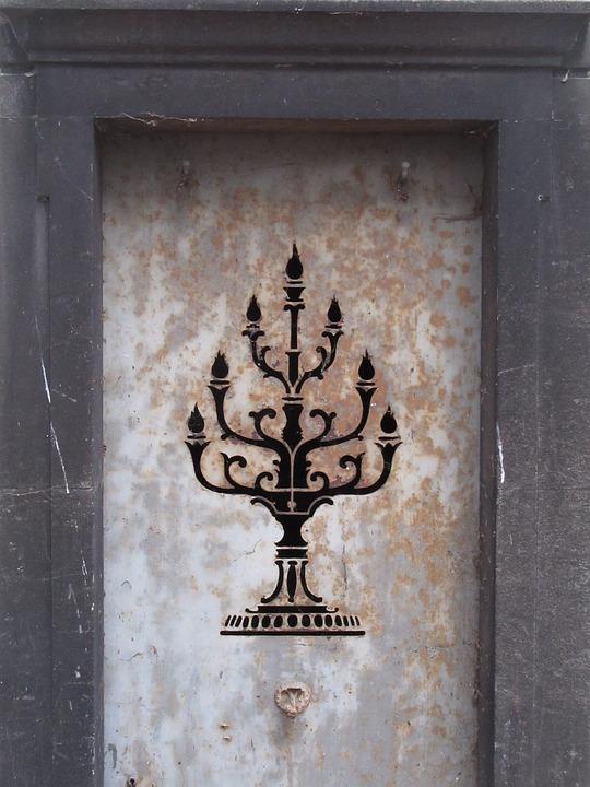 Paris, Père Lachaise, Cemetery, Memorial, Grave