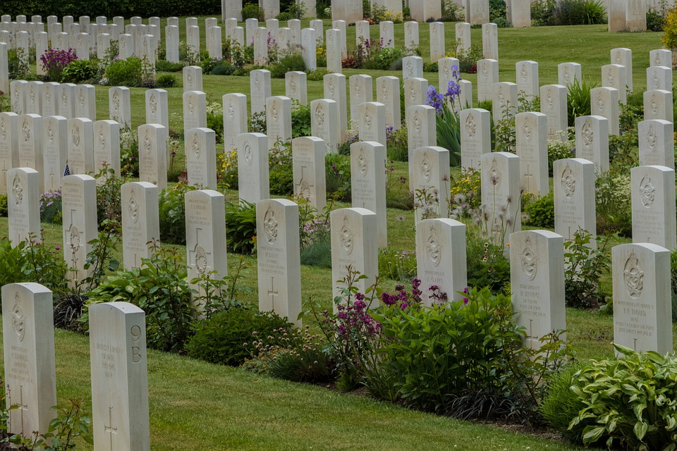 War Cemetery, Royal Air Force, Cemetery, Ww2, Graves