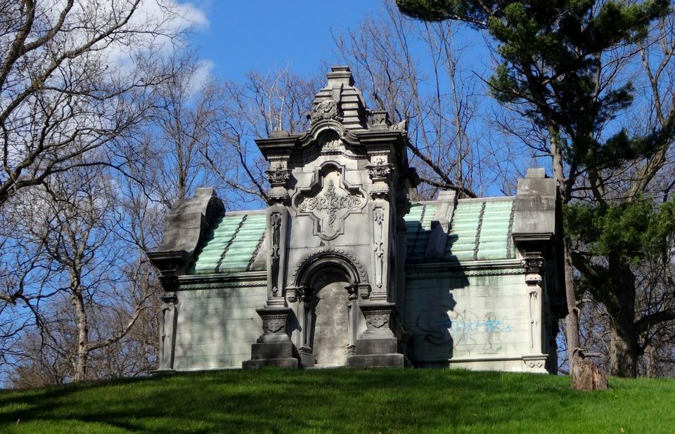 Graveyard, Cemetery, Victorian, Mausoleum, Tomb, Dead