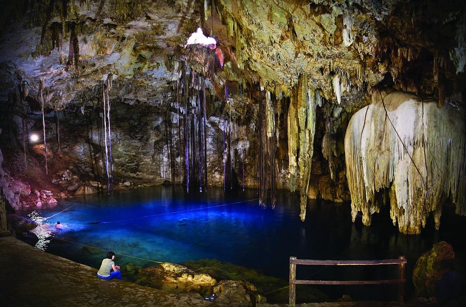 Cenote, Sacred, Yucatan