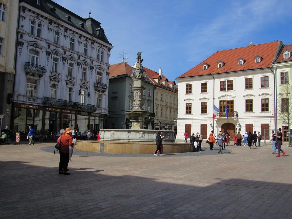 Bratislava, Slovakia, Center