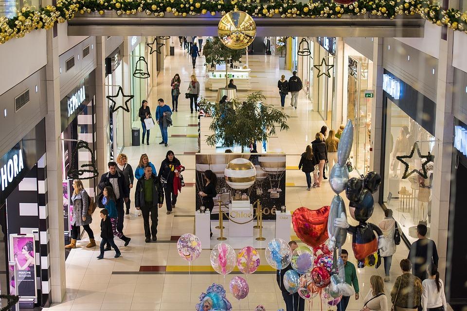 Shopping, Mall, Center, Shop, Sale, Buy, Market