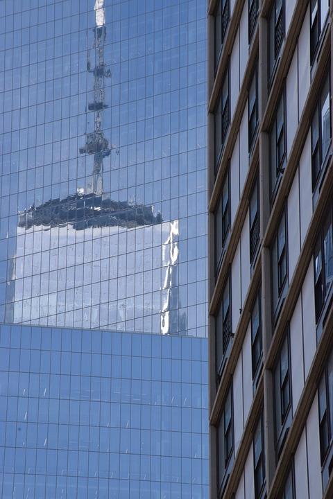 World, Trade, Center, Manhattan, Skyscraper
