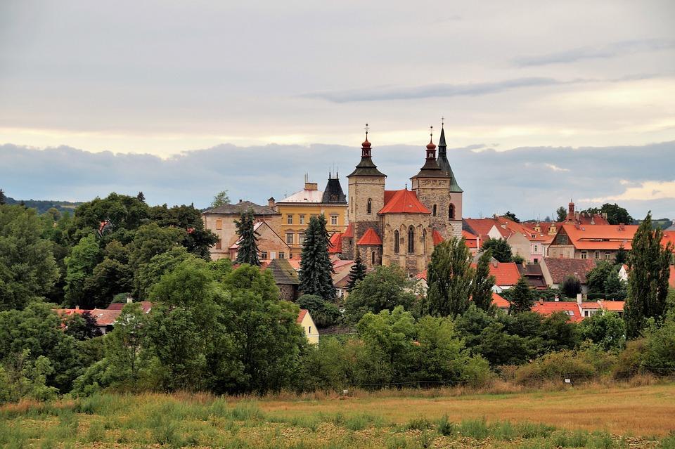 Kourim, The Historic City Of, Central Bohemia