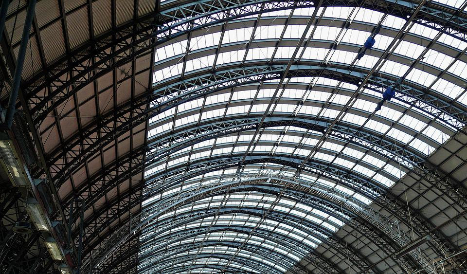 Central Station, Railway Station, Architecture