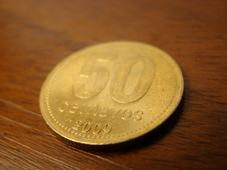 Cents, Currency, Price, Gold, 50