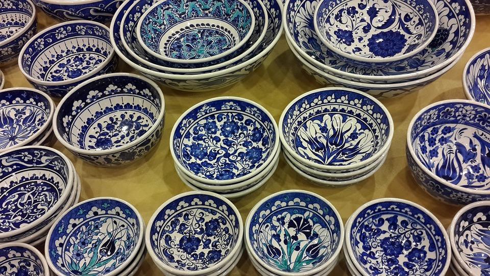 Ceramic, Ceramic Plate, Tile