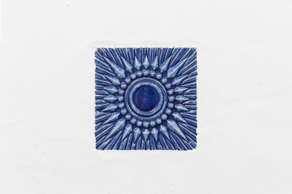 Blue, White, Frigiliana, Andalusia, Ceramic, Ceramics