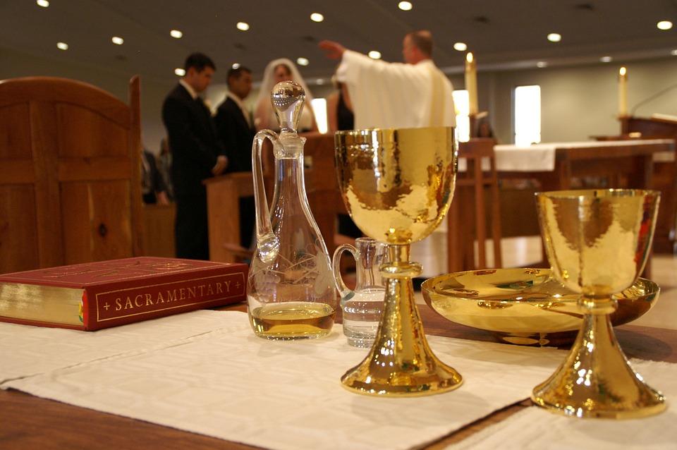 Sacramento church for wedding