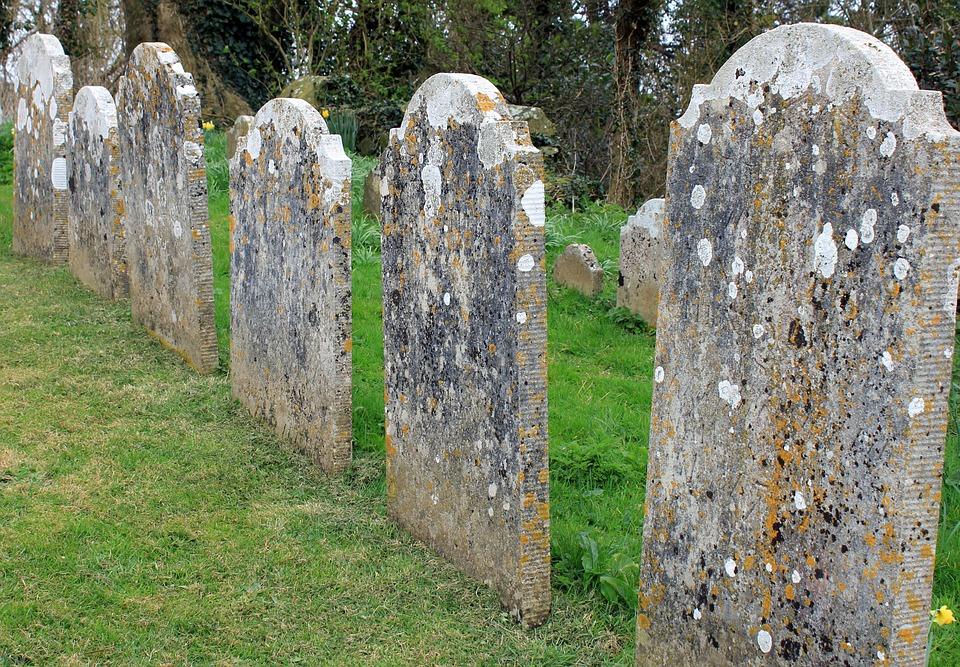 Graves, Old Graves, Graveyard, Cemetery, Ceremony
