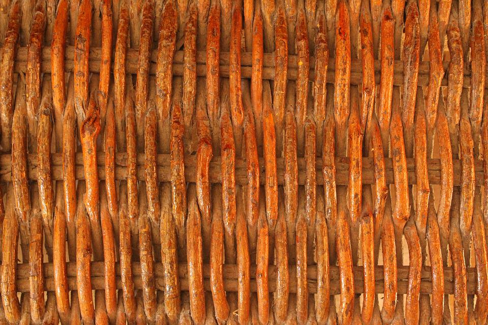 Wicker Texture, Chair Texture, Texture