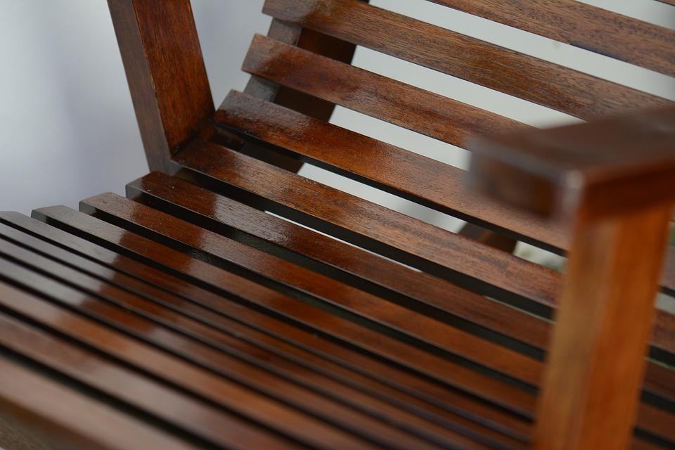 Chair, Wood, Balance