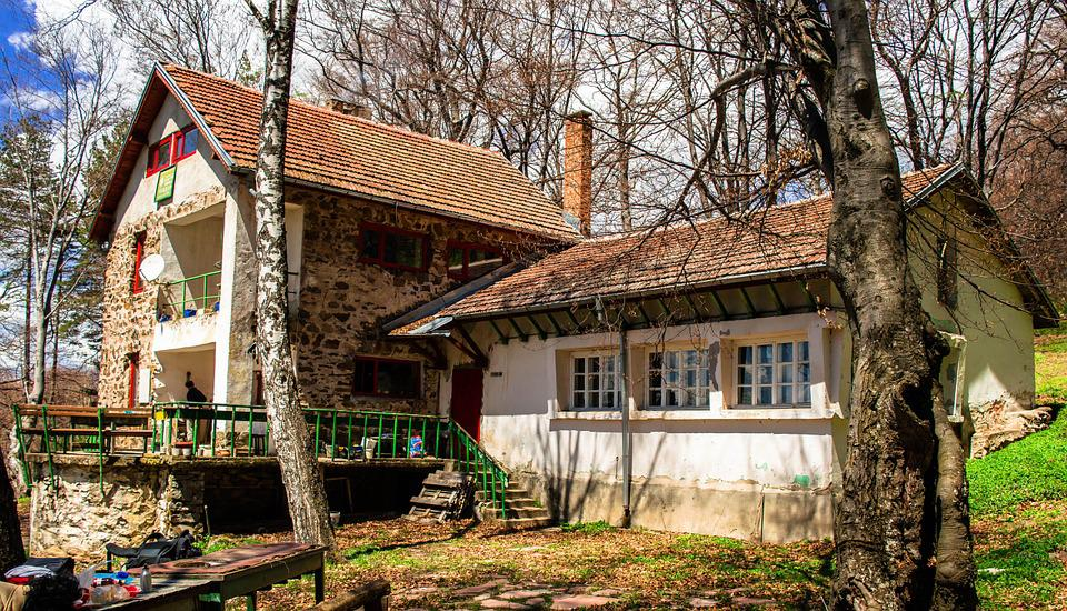 Hut, Lodge, House, Mountain, Chalet, Tourism, Cottage