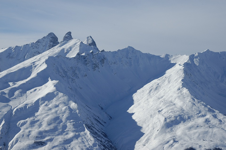 Chamonix, Mountain, Cord, Landscape