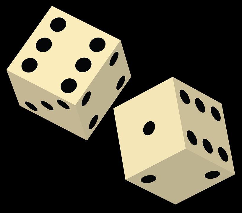 Gambling, Chance, Dice, Casino, Risk, Poker, Luck