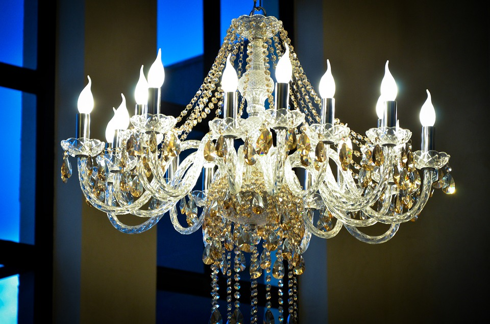 Chandelier, Light, Environment, Luminaire, Decoration