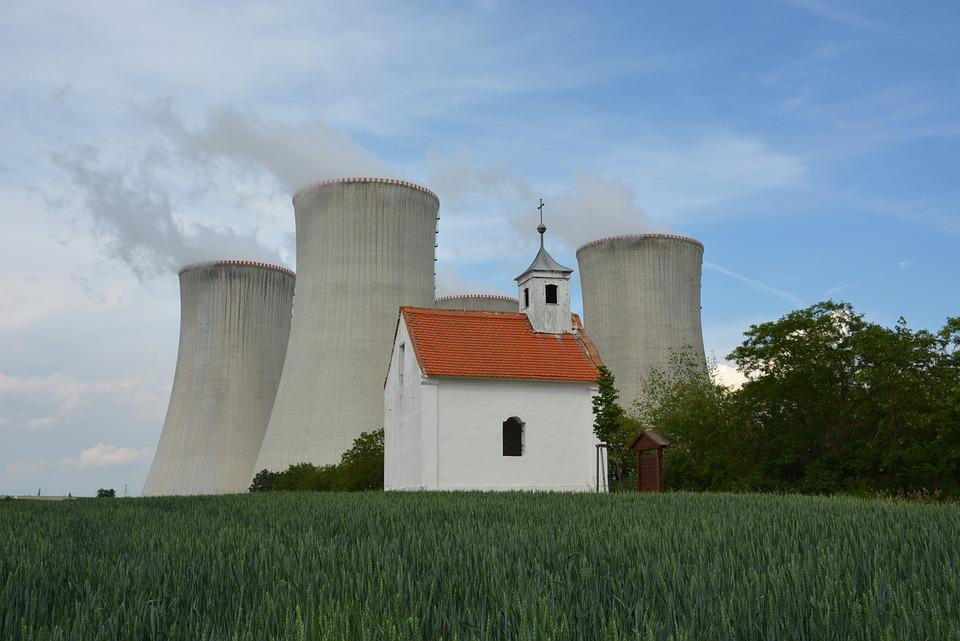 Power Station, Chapel, Nature, Christianity