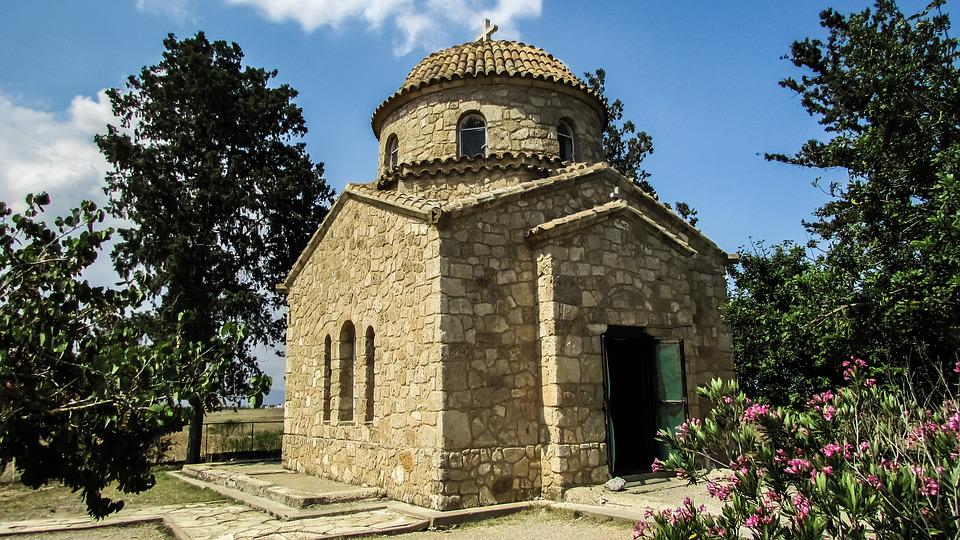 Chapel, Stone Built, Stone, Architecture, Religion