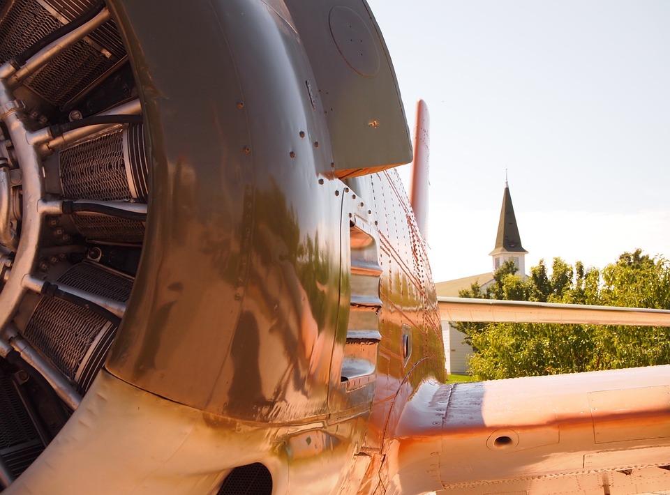 Aircraft, Chapel, Travel, Airforce, Holy, Faith
