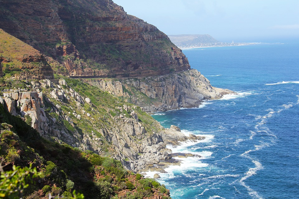 Inspiring, Beauty, Bay, Beautiful, Chapman's Peak Drive