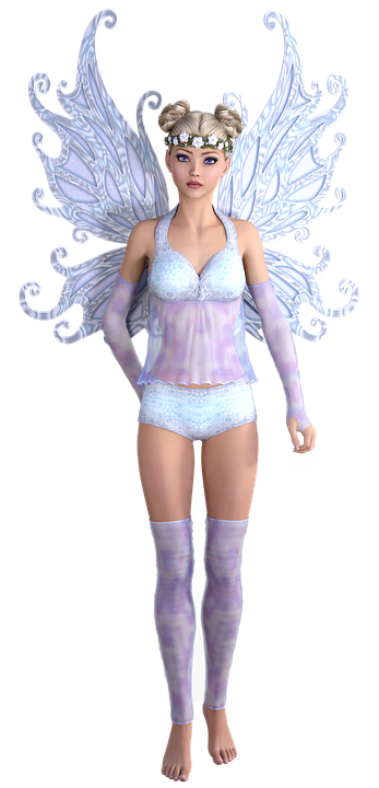 Fairy, Fantasy, Enchanted, Women, 3d, Character, Elf
