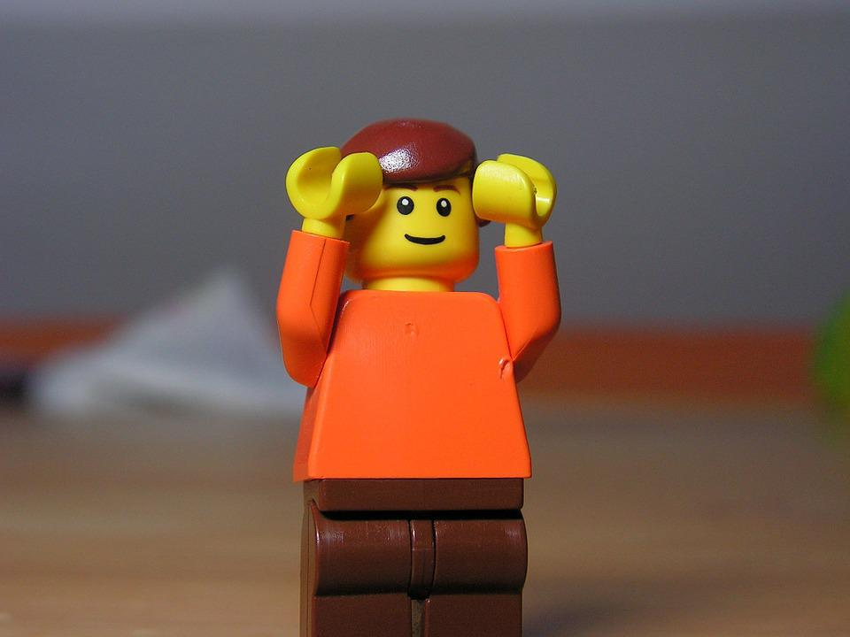 Lego, Character, Man, Toy