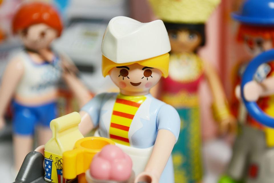 Toy, Playmobil, Figures, Characters, Childhood, Lego