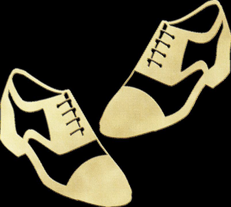 Men's Shoes, Gold Foil, Shoes, Charleston, Women