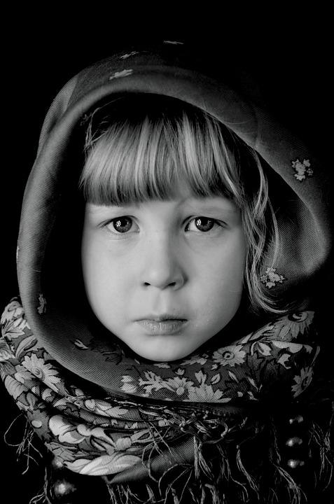 Portrait, Woman, Girl, Charming, Child, Beautiful, Face