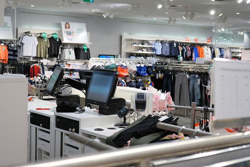 Checkout, Shopping, Retail, Checkout Switch, Buy