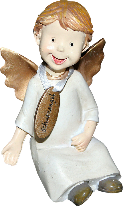 Angel, Happy, Decor, Mood, Serene, Cheerful