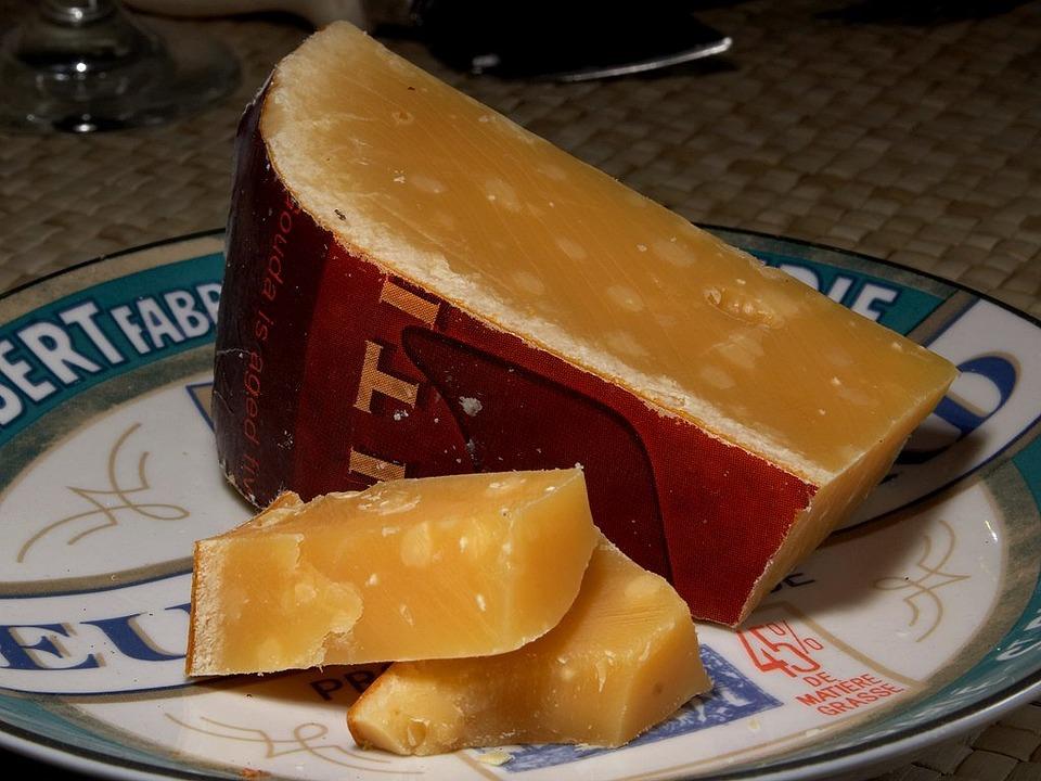 Old Gouda, Cheese, Milk Product, Food, Ingredient, Eat