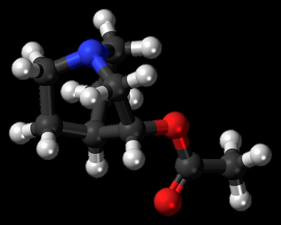 Aceclidine, Molecule, Structure, Model, Chemistry