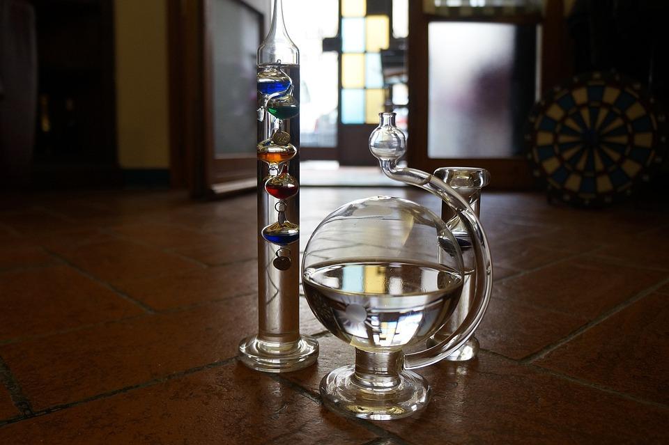 barometer chemistry. science, chemistry, technology, barometer, hourglass barometer chemistry