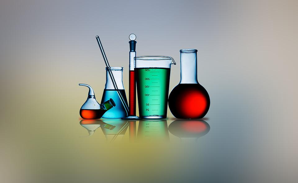 Chemical, Reaction, Science, Chemistry, Experiment