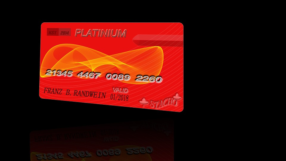 Credit Card, Cheque Guarantee Card