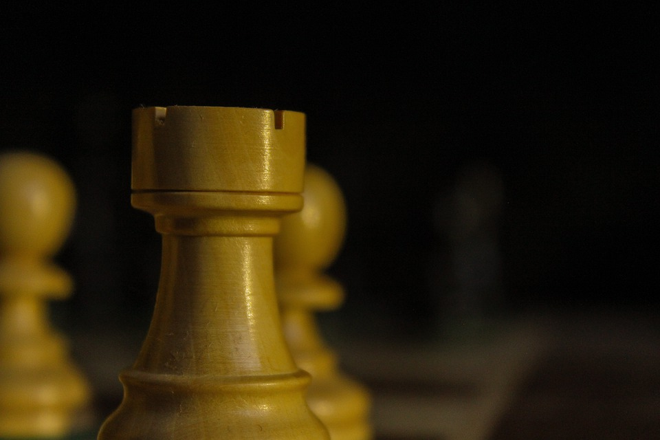 Chess, Chess Pieces, Chess Board, Chess Rook