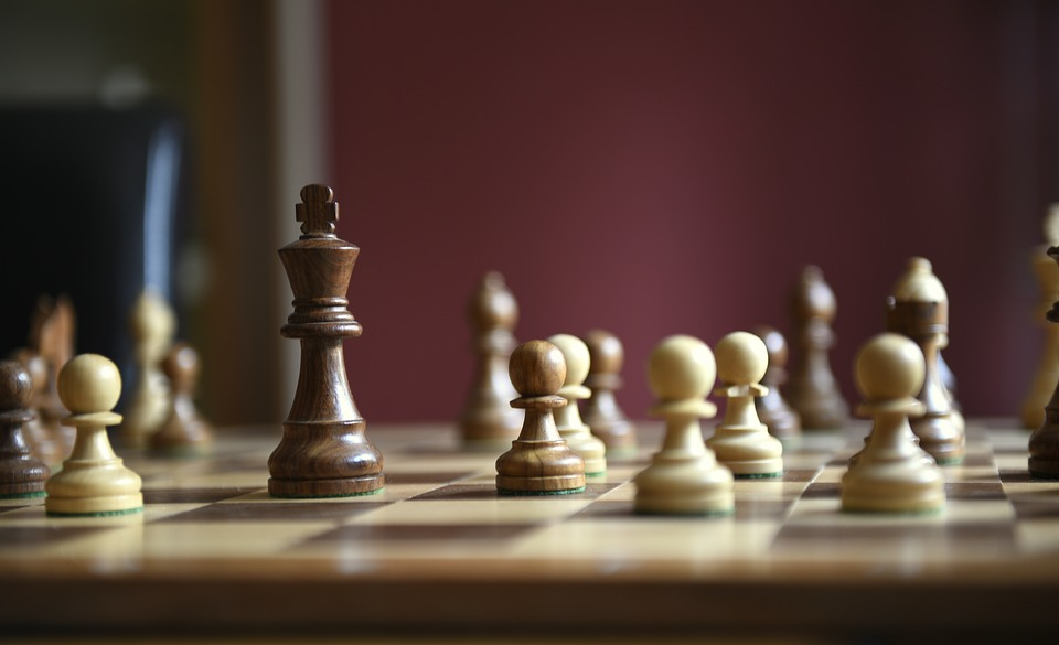 Chess, Games, King, Strategy, Lady, Chess Board