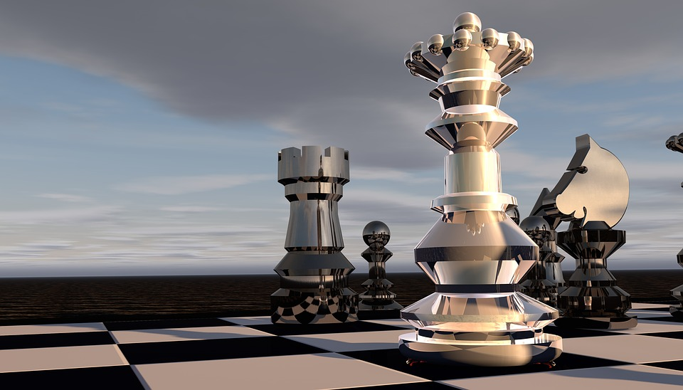 Chess, Chess Game, Lady, Chess Pieces, Fig, Strategy