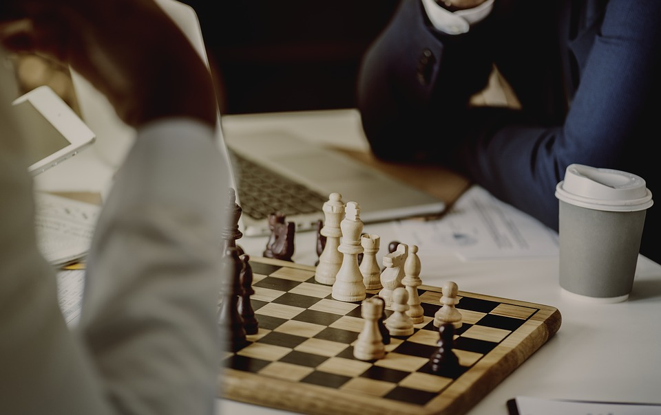 Chess, Gameplan, Pawn, Competition, Intelligence