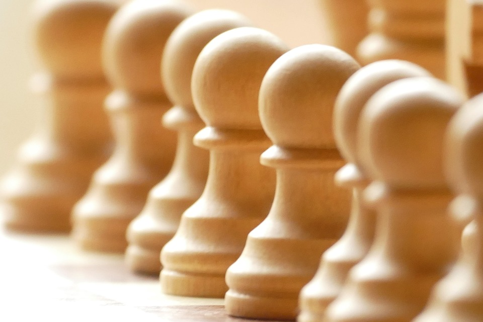 Pawn, Chess, Board Game, Chess Game, Chess Pieces