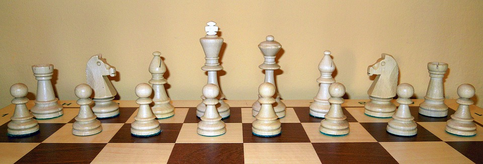 Chess, Chess Pieces, Chess Game, Chess Board