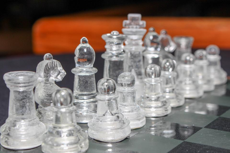Chess, Game, Plan, Pawn, Queen, Knight