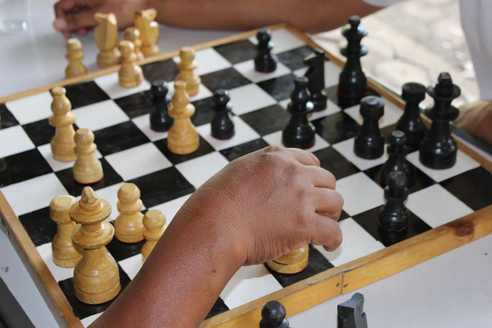 Chess, Pawn, Mate, Queen, Game, Strategic, Chess Rook