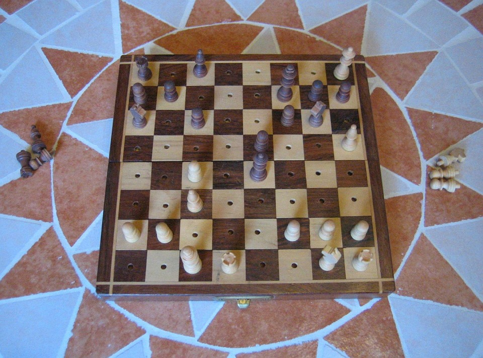 Chess, Chess Game, Game Board, Strategy
